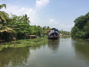 Backwaters boat tour